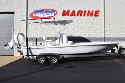 2021 Yellowfin 24 CE BAY BOAT