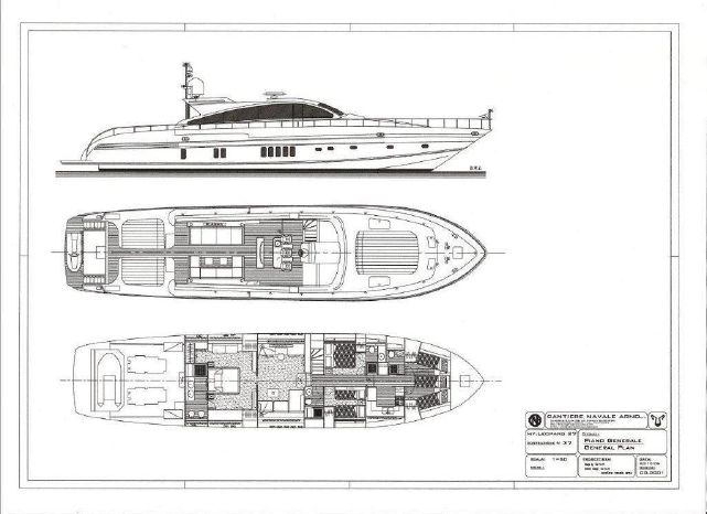 1996 Leopard Brokerage BoatsalesListing