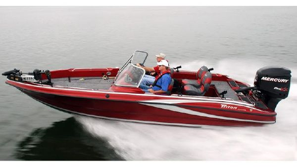 Triton 216 Fishunter Manufacturer Provided Image