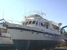 1985 Defever 52 Offshore Cruiser
