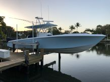 2010 Bahama 41 Open Fisherman
