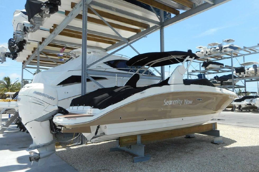 2018 Sea Ray 270 SUNDECK OB 27 Boats for Sale - All Captains Yacht Sales
