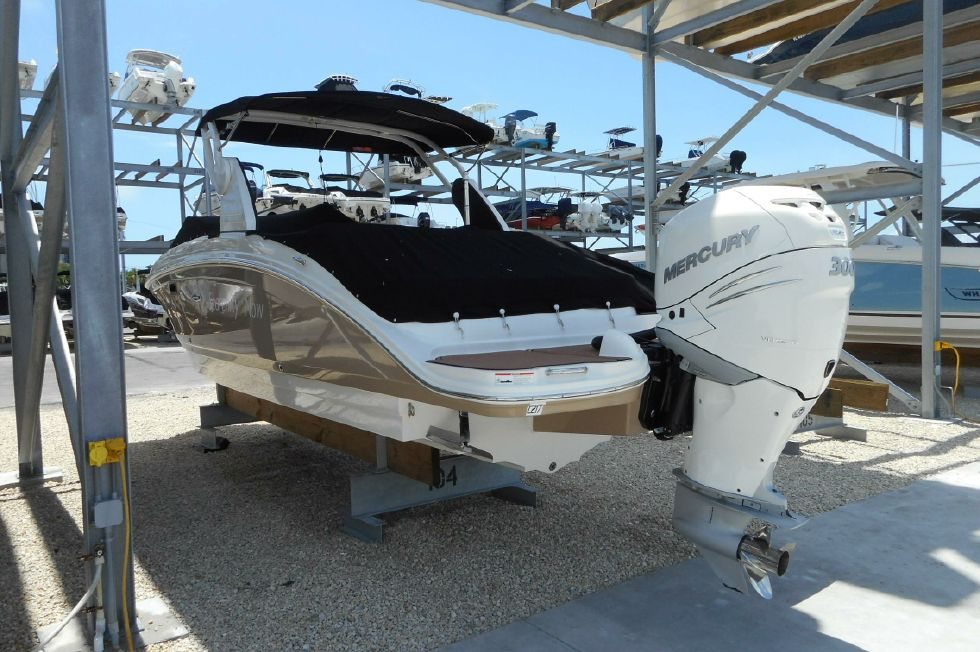 2018 Sea Ray 270 SUNDECK OB 27 Boats for Sale - All Captains