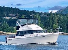 1993 Bayliner 3288 Motoryacht