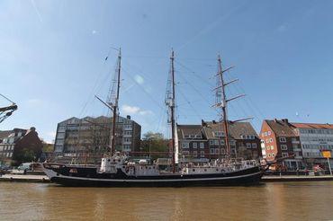 1950 Tallship Seaship impressive vessel