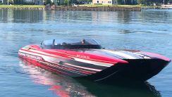 2017 Mti Pleasure Boat 43