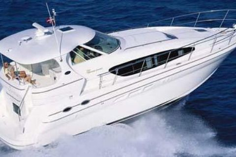 2004 Sea Ray 390 Motor Yacht - Manufacturer Provided Image