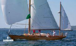 1963 Custom Concordia Yawl