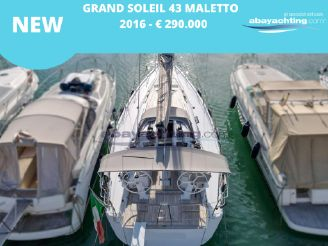 2016 Grand Soleil 43 Maletto - GS 43