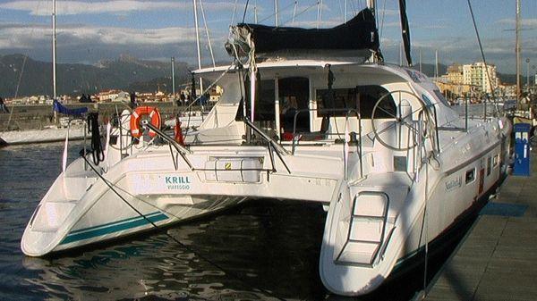 Nautitech Catamarans Nautitech 40