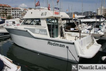 1992 Rodman 1100 Fisher