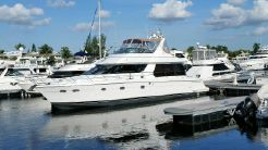 2000 Carver 53 Voyager Pilothouse