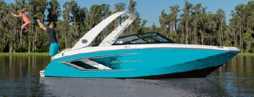 2021 Regal 22 FasDeck ESX