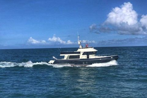 2014 Privateer Custom Trawler 54