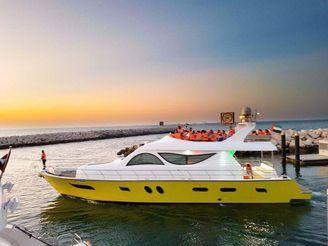 2007 Custom Touring marine craft 70