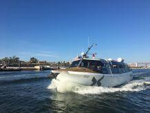 2016 Nauticus Nautiber canal tour boat