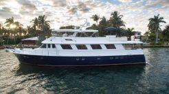 1986 Hatteras 90 Motor Yacht