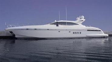 2010 Overmarine Mangusta 92