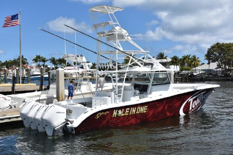 2020 Yellowfin 42 Offshore