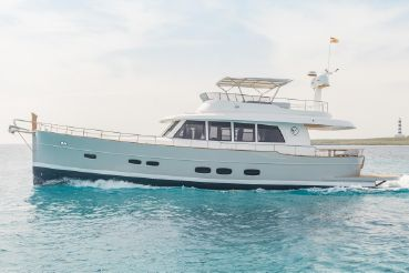 2021 Sasga Yachts Menorquin 68'