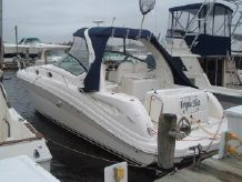 2007 Sea Ray 340DA Sportsman