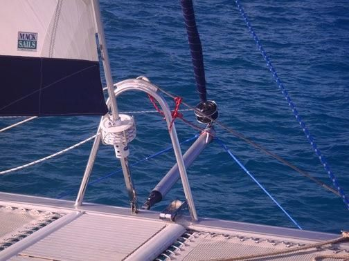 Grainger Catamaran Foresail Furling