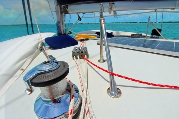 Grainger Catamaran Port Helm Station