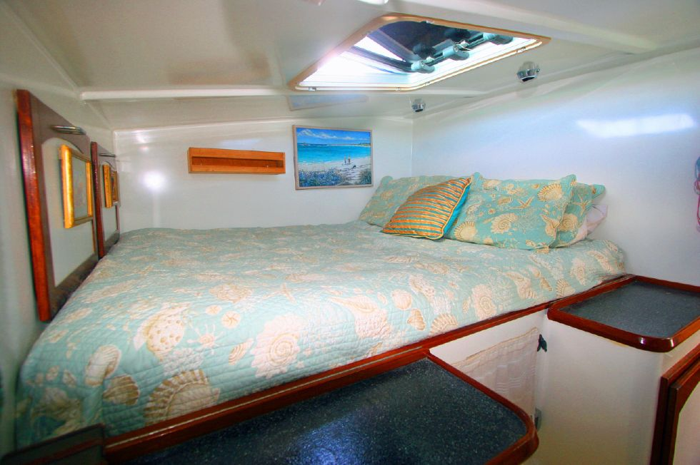 Grainger Catamaran Port Queesn Stateroom 2