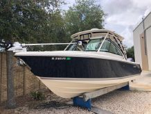 2014 Pursuit DC 265 Dual Console