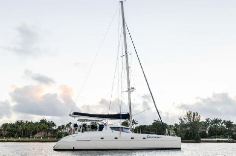 2005 Fountaine Pajot Bahia 46
