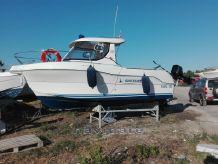 2008 Quicksilver 580 Pilothouse