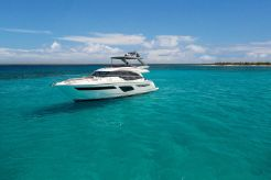 2022 Princess 55 flybridge