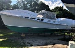1980 Dyer 40 Express Cruiser