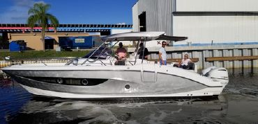 2013 Sessa Marine Key largo 34 Outboard