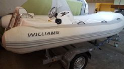 2009 Williams Jet Tenders 385