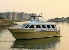 1986 Supercraft 62 Motor Yacht / Houseboat
