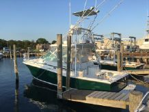 1997 Cabo 31 Express with 8 HRS...