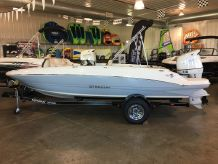 2021 Stingray 182SC FISH-N-FUN DECK