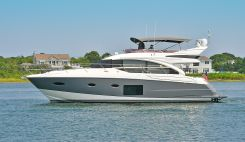 2016 Princess 52 Flybridge
