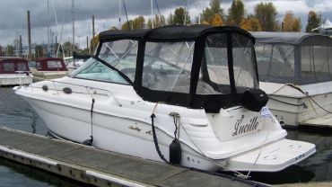 1997 Sea Ray 270 Sundancer
