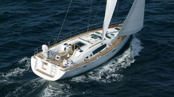 Beneteau 46 Sistership - Sailing