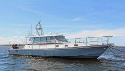 1998 New England Boatworks Hood Custom Expedition