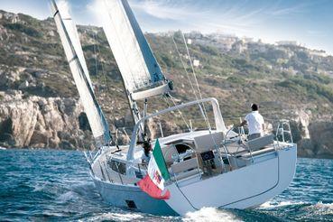2019 Grand Soleil Long Cruise 46