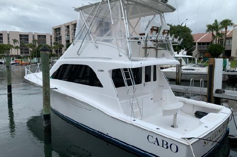 2008 Cabo 40
