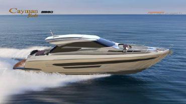 2020 Cayman S580
