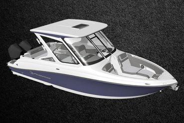 2022 Crownline 270 DC Finseeker