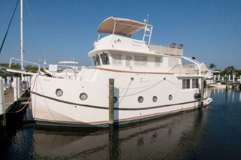 2008 Great Harbour GH47 Trawler