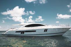 2009 Lazzara Yachts LSX 75