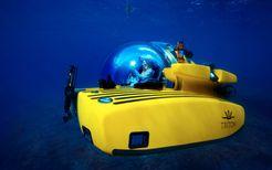 2018 Triton submarine