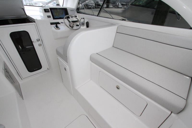Deck 3 - Helm Deck Seating
